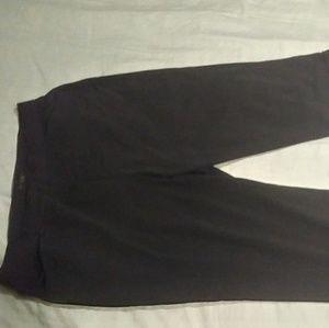 Ninety black Capri pants